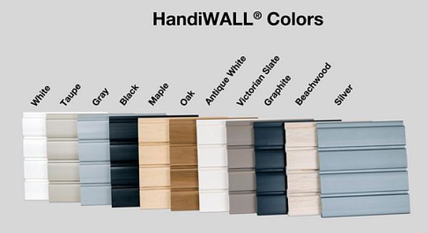 HandiWALL Eight Foot Long Panels - 32 sq ft per box