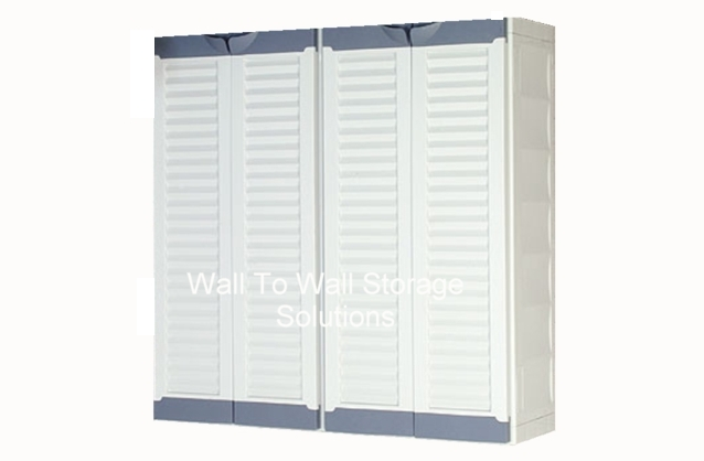 Trend Plastic Storage Cabinets With Doors Design Ideas