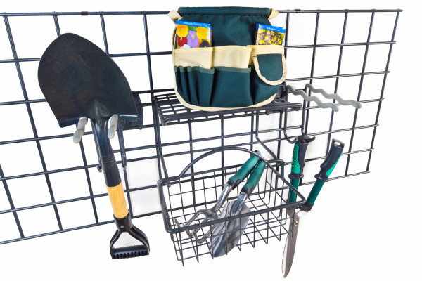 Organized_Living-Schulte_M-5200_Garden_Rack_Basket_on_Grid