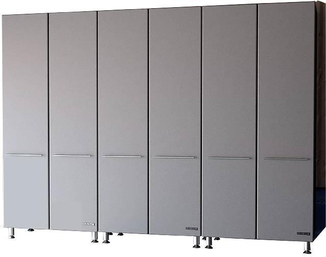 GA 30 Three Piece 9u0027 UltiMate Garage Storage System. View Images