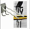 storeWALL HK-HDTOOL Heavy Duty Tool Wave Hook