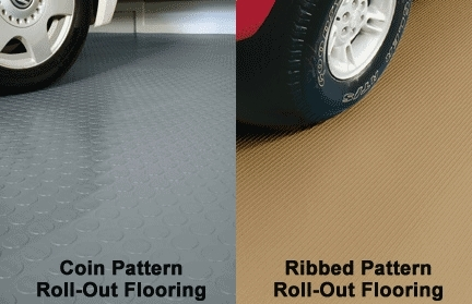 Roll out flooring gif