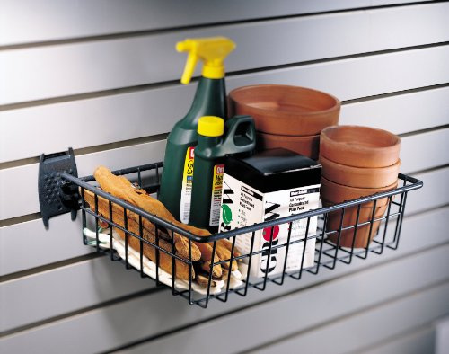"Organized Living - Schulte 7155-5620-50  The Wire Basket 16""w x 12""d x 4""h"