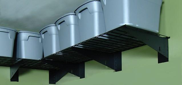 "heavy duty 24"" deep x 48"" wide wall mount shelves Deep Wall Shelves"