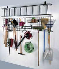 Tool Storage Grid Kit