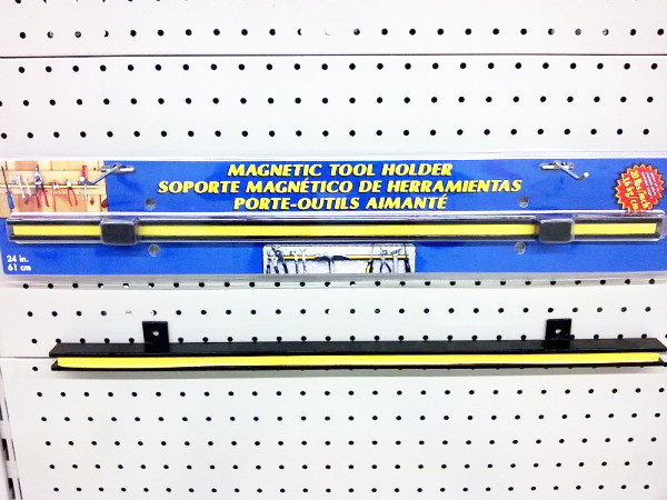 "Magnetic Tool Holder - 24"" Long"
