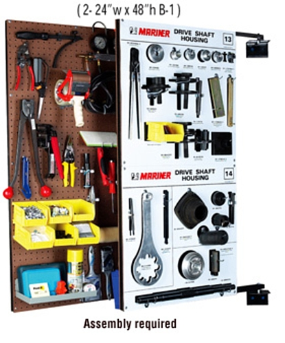 Triton_B1-2_Wall_Mount_Pegboard_Swing_Panel_Loaded.jpg