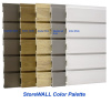 storeWALL Four Color Swatch Sample Kit