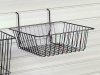 "B-B13 Wire Basket-Small 12""w x 12""d x 4""h - Pack of Two"