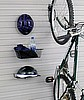 Bike Storage Slatwall Accessory Kit