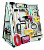 DuraBoard Mobile Tool, Display, & Storage Cart